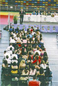 Los alumnos de la uah